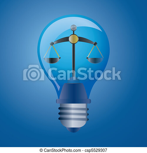 business and law background - csp5529307