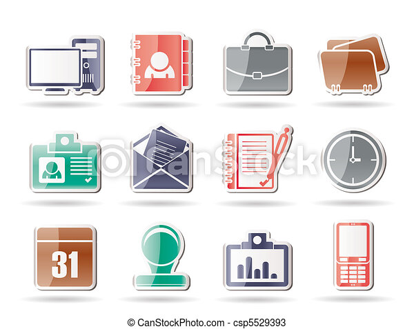 Web Applications,Business, Office - csp5529393