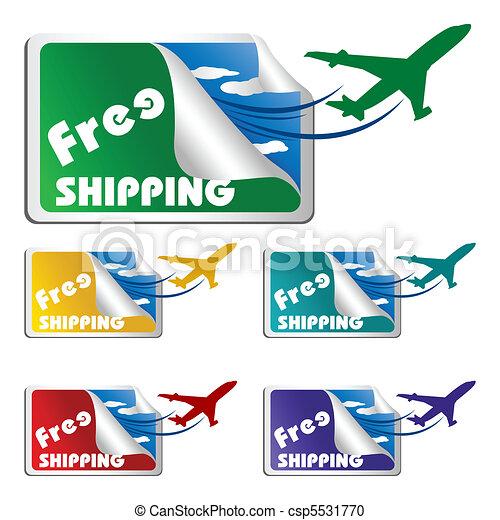 Free Shipping Tags - csp5531770