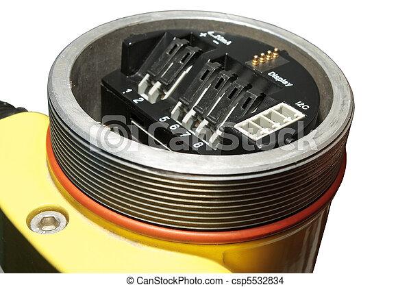 Industrial sensors. - csp5532834