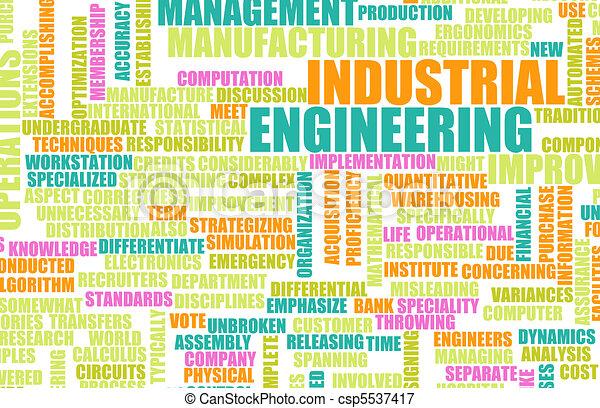 Industrial Engineering - csp5537417