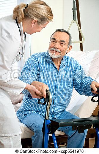 hôpital - csp5541978