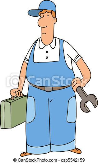 worker - csp5542159