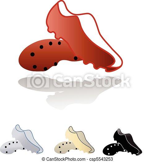 Football boots - csp5543253
