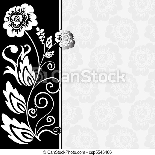 Abstract Black And White Flower Photography Abstract Black And White
