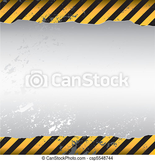 warning background - csp5548744