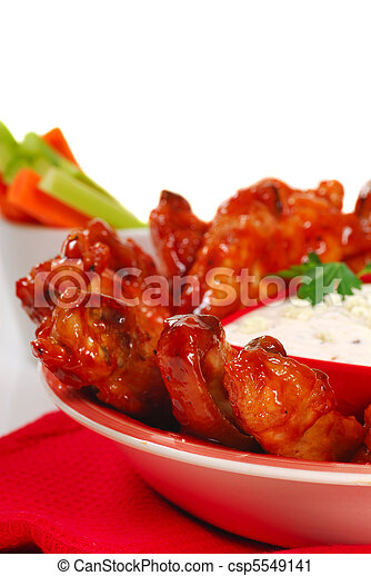Chicken wings - csp5549141