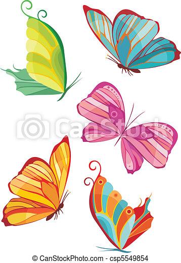 butterfly set - csp5549854