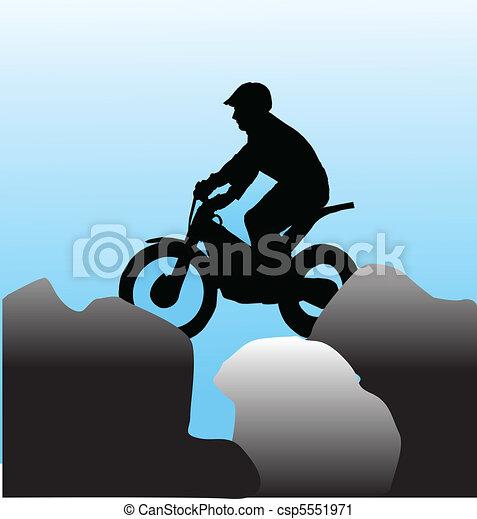 extreme moto sport - csp5551971