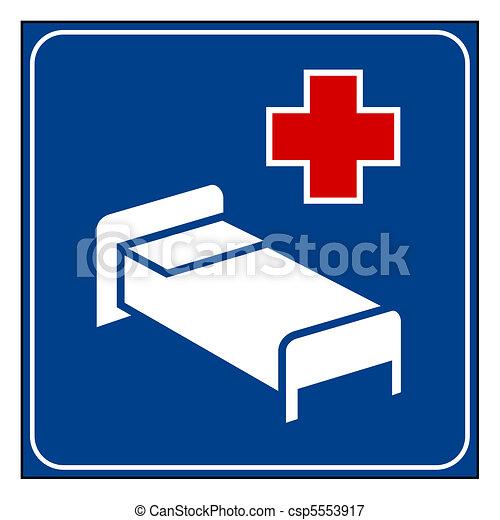 illustrations de h u00f4pital  signe hospital  signe  ou hospital clip art black and white hospitality clip art free