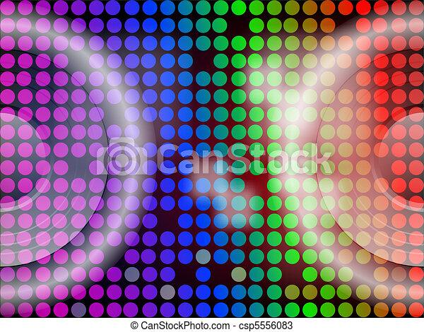 Bright Lites  - With Speakers - csp5556083