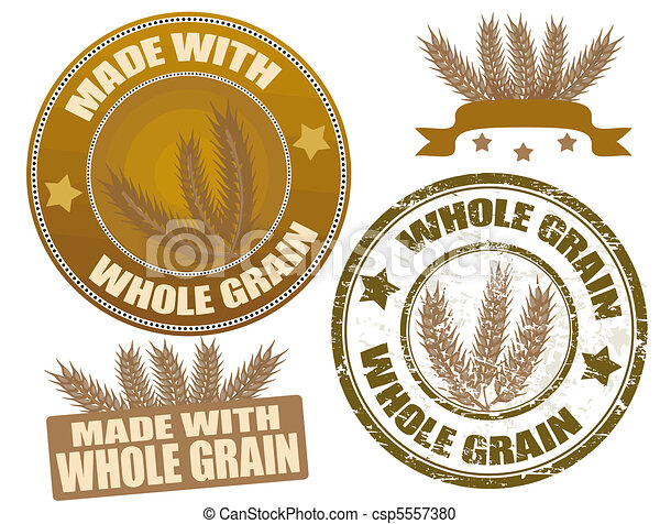 Whole Grain - csp5557380