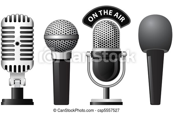 Microphone Illustrations and Stock Art. 39,389 Microphone ...