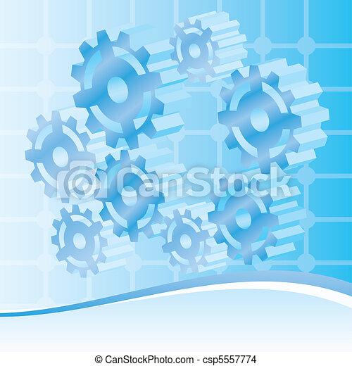 Mechanical, engineering, technology - csp5557774