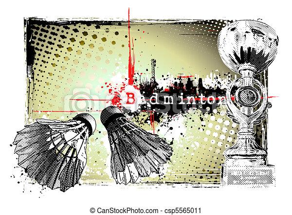 badminton frame - csp5565011