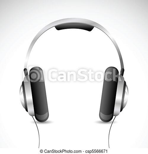Headphone - csp5566671