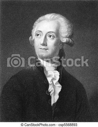 ANTOINE, Lavoisier - csp5568893