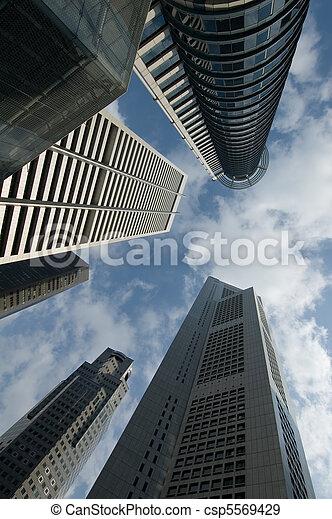office buildings - csp5569429
