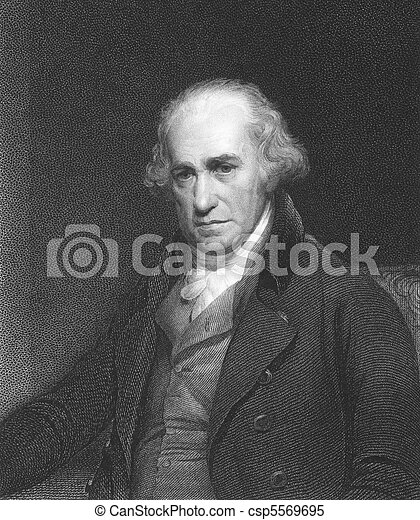 James Watt - csp5569695