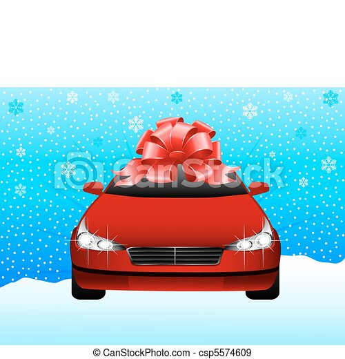 red sport car - csp5574609