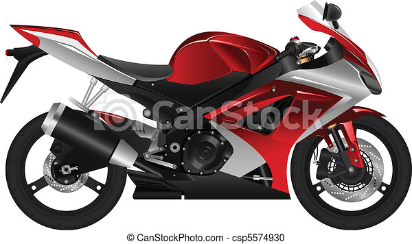 Motorcycle - csp5574930