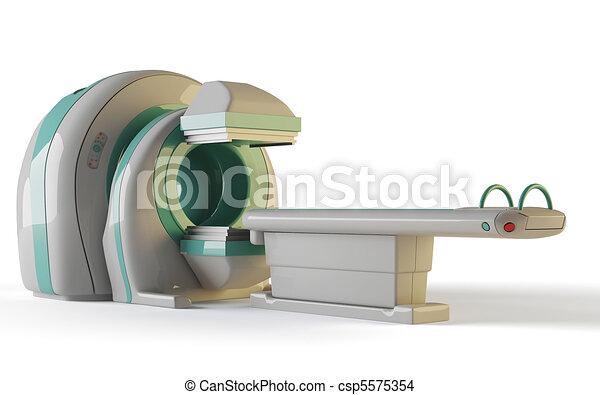 MRI Tomograph - csp5575354