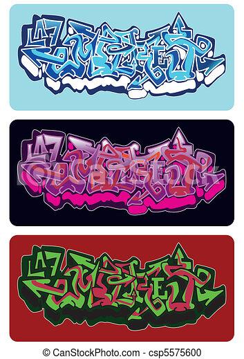 Graffiti Empire - csp5575600