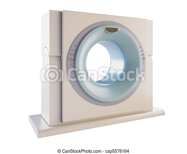 MRI Scanner - csp5576164