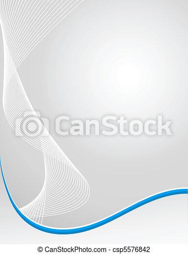 Grey background - csp5576842