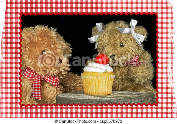 stock illustration teddy party stock illustration lizenzfreie illustration stock clip art. Black Bedroom Furniture Sets. Home Design Ideas