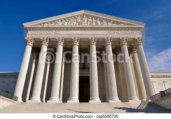 Supreme Court of United States of America - csp5580735