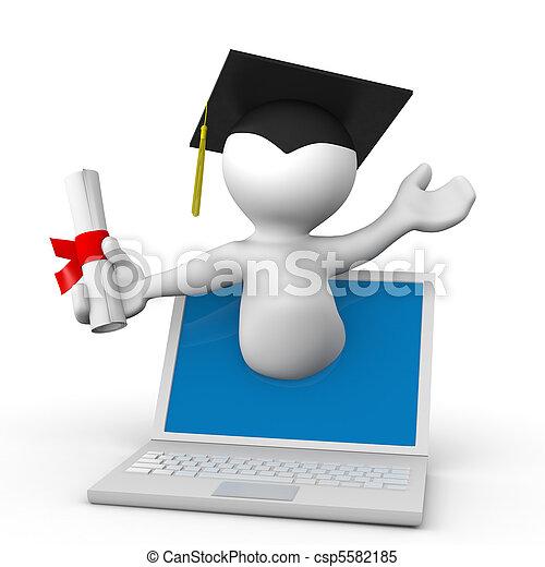 e-learning - csp5582185