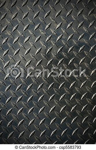 diamond tread background - csp5583793