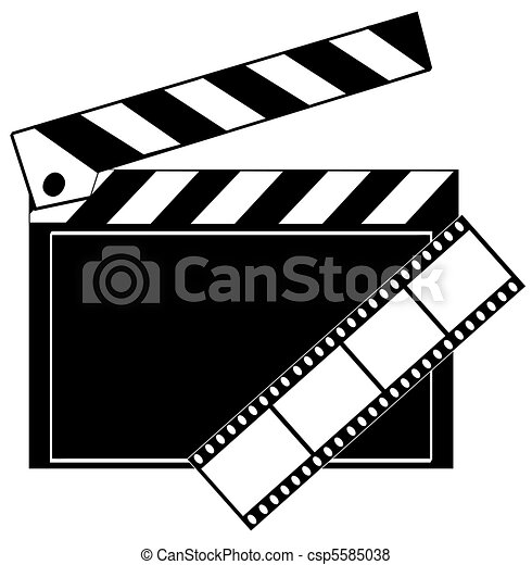 illustration de film  bardeau  pellicule  bande film  pellicule  bande  csp5585038 film strip clip art black and white film strip clip art no background