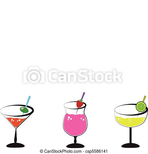 Happy Hour - csp5586141