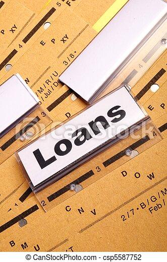 loan - csp5587752