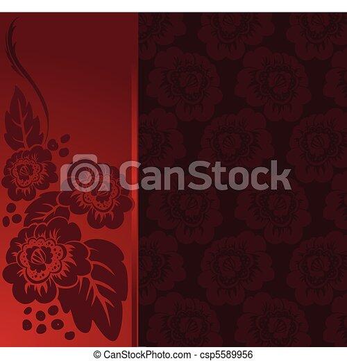 red frame - csp5589956