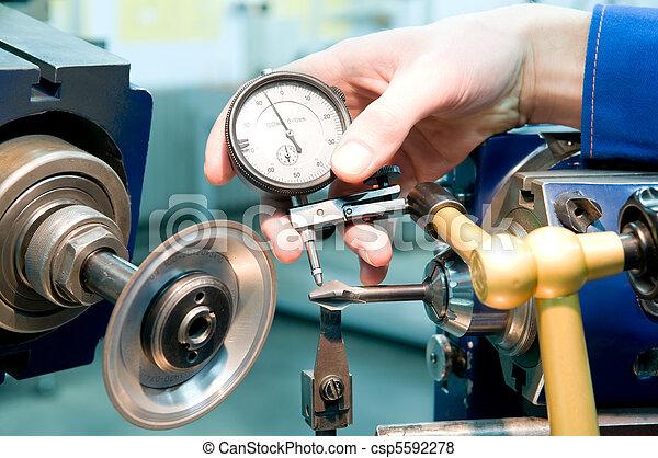 tool quality measuring process - csp5592278