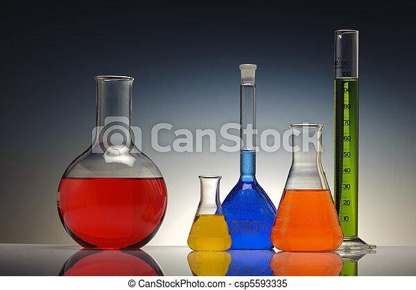 chemistry lab - csp5593335
