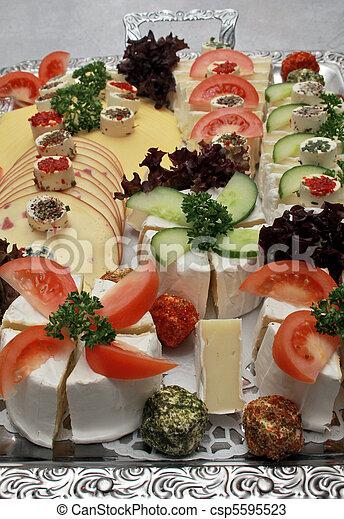 cheese platter - csp5595523