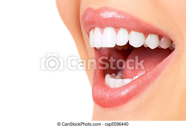 teeth and smile - csp5596440