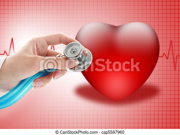Health insurance. - csp5597960
