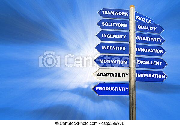 Management direction - csp5599976