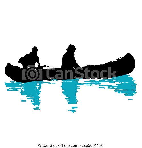 canoeing - csp5601170