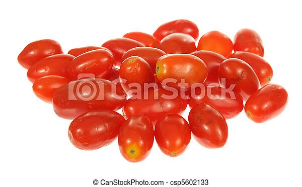 Red Tomatoes - csp5602133
