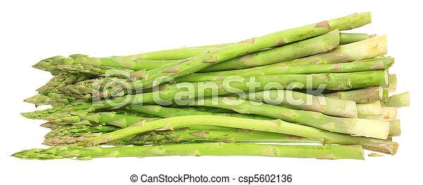 Green Asparagus - csp5602136