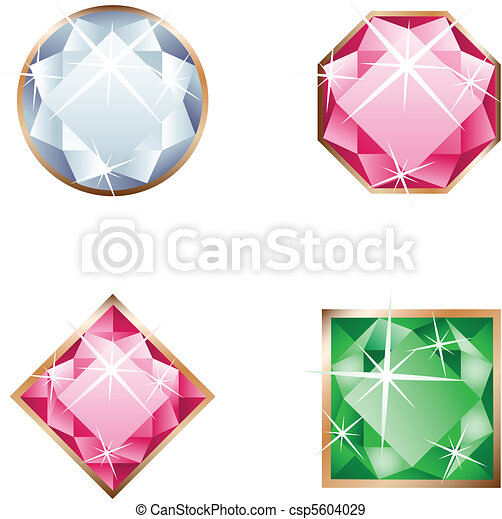 set of jewel - csp5604029