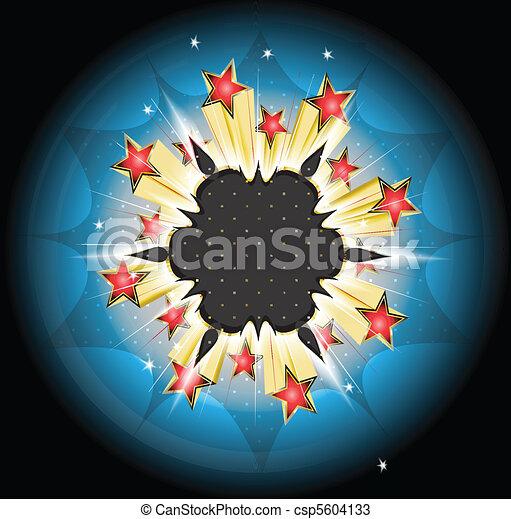 star explode  - csp5604133