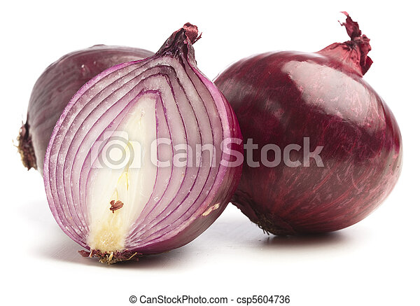 purple onion - csp5604736