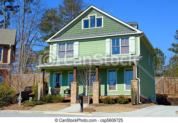 Home Exterior - csp5606725